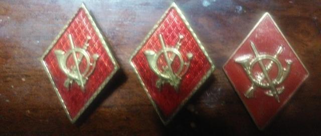 Insignias De Infanteria