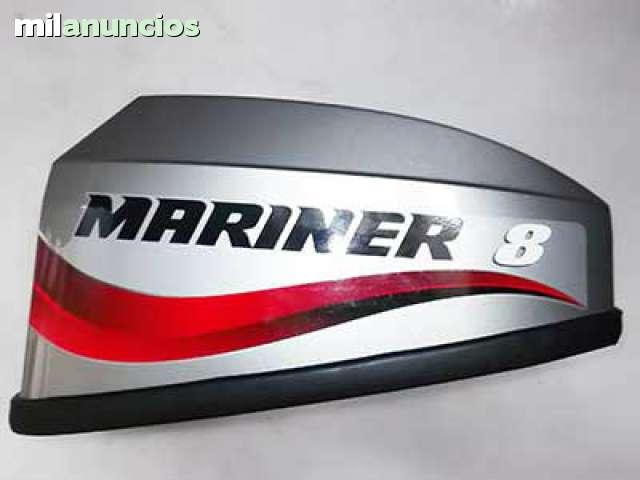 TAPA MOTOR COMPLETA MARINER-MERCURY 8CV
