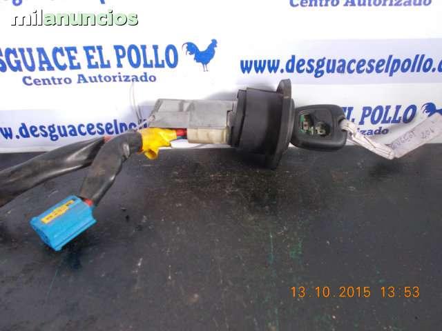 BOMDIN DE ARRANQUE PEUGEOT 206