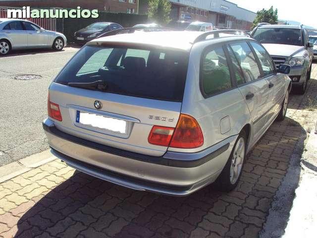 BMW - E46 320 D TOURING