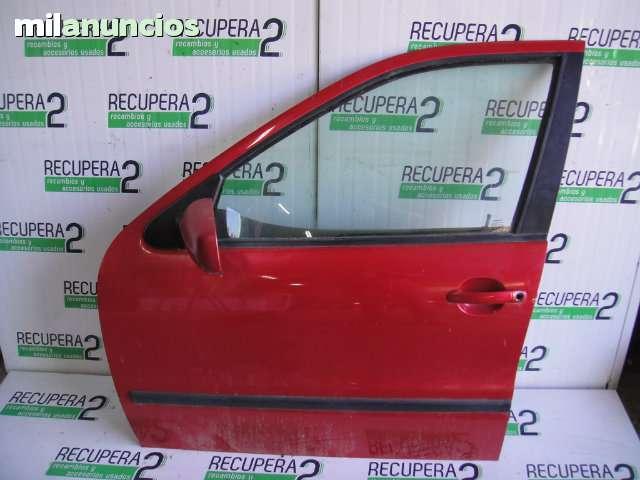 VENDO PUERTA IZQUIERDA SEAT LEON MK1
