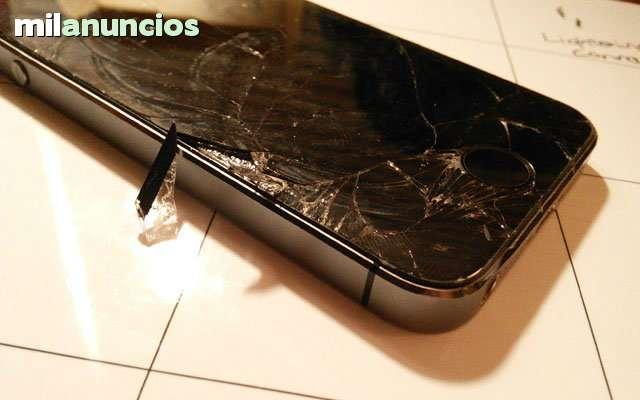 IPHONE REPARACION CRISTAL PANTALLA LCD
