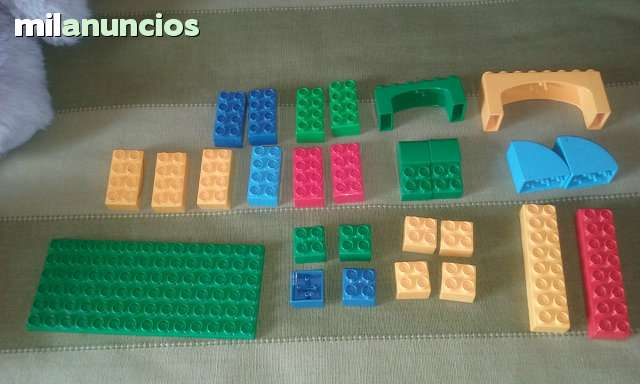 TENTE DE EXIN BLOQUES DE CONSTRUCCION