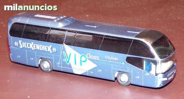 Autobus Cityliner 07 Escala 1: 87 De Rie