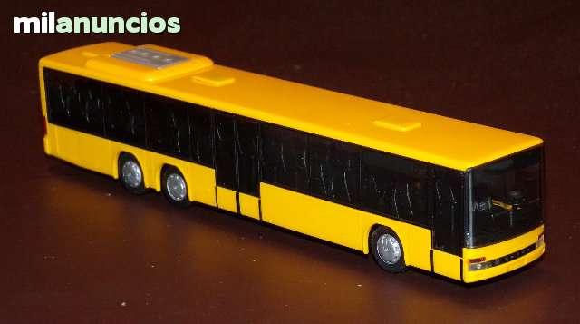 Autobus Setra 319 Nf Escala 1: 87 De Rie