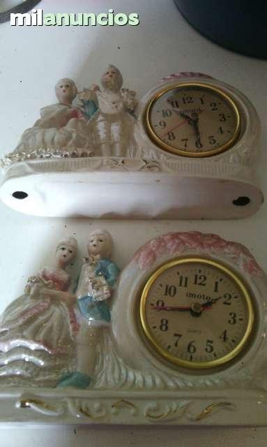 Relojes Porcelana