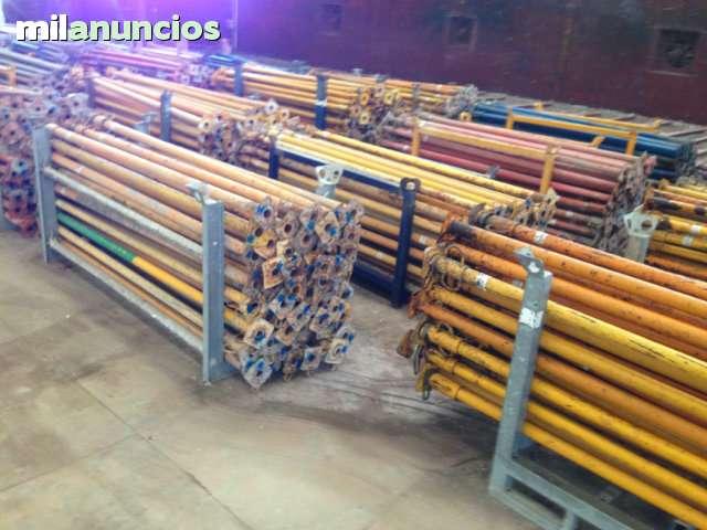 PUNTALES DE 4 METROS