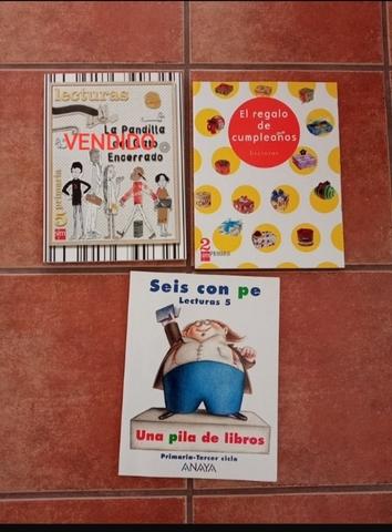 VENDO LIBROS 5 PRIMARIA SIN ESTRENAR