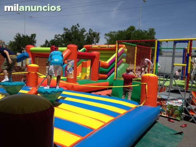 VENTAS DE HINCHABLES HOMOLOGADOS - foto 4