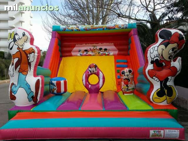 VENTAS DE HINCHABLES HOMOLOGADOS - foto 5