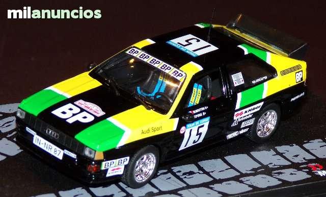 Audi Quattro Rallye Tour De Corse 1981 M