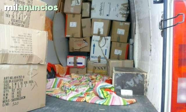 CARGA Y DESCARGA CONTENEDORES / MUDANZAS - foto 2