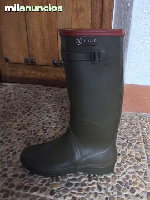 MILANUNCIOS   Calzado hombre botas de segunda mano en Asturias