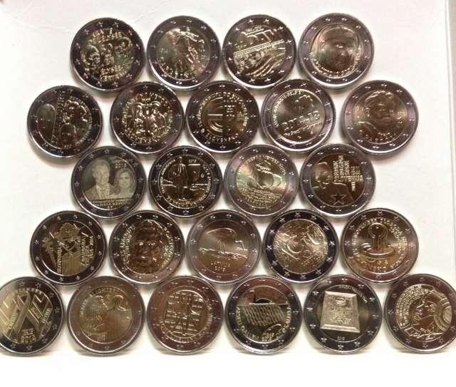 Monedas Dos Euros