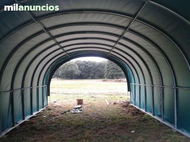 COBERTIZOS GANADEROS - foto 1