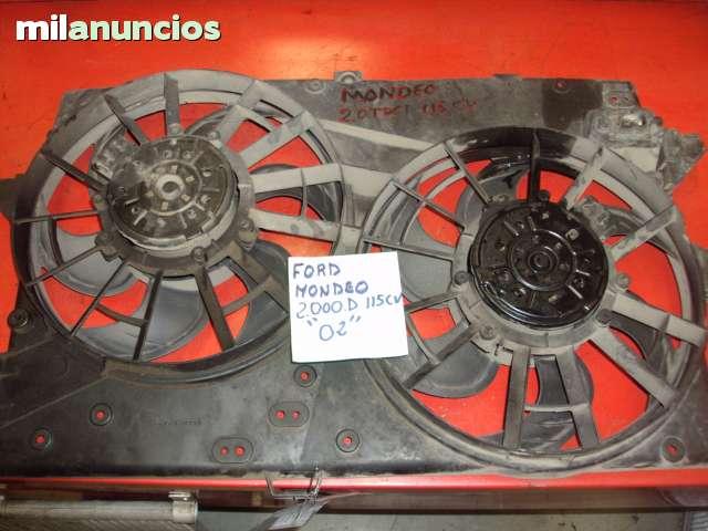 FORD MONDEO 2. 0TDCI 02 ELECTROVENTILADOR
