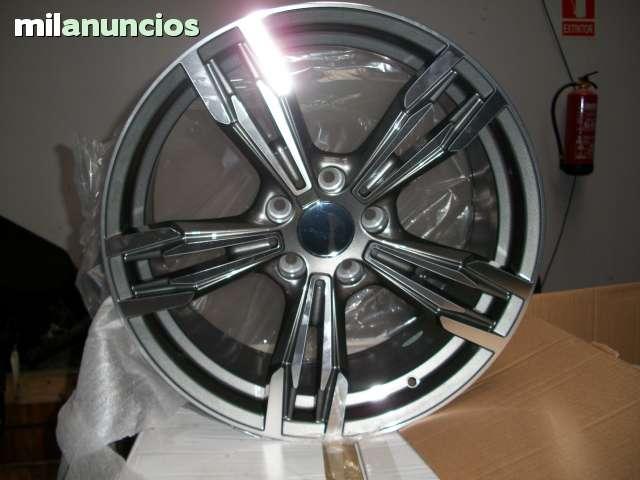 LLANTAS REPLICA BMW M5 B6GR LLANTAS