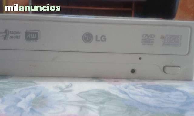 REGRABADORA DE DVD LG TIPO IDE - foto 1