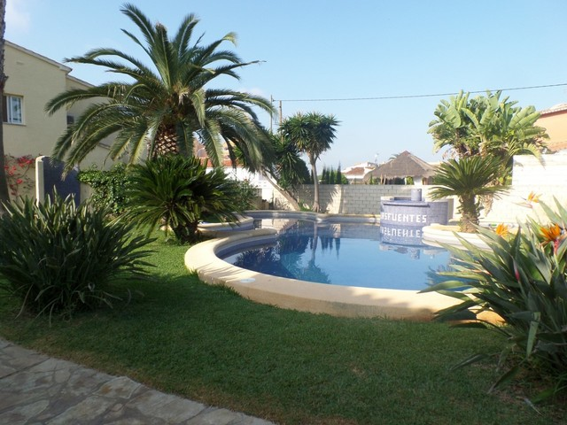BUNGALOW DENIA PLAYA CON JARDIN PRIVADO - foto 2