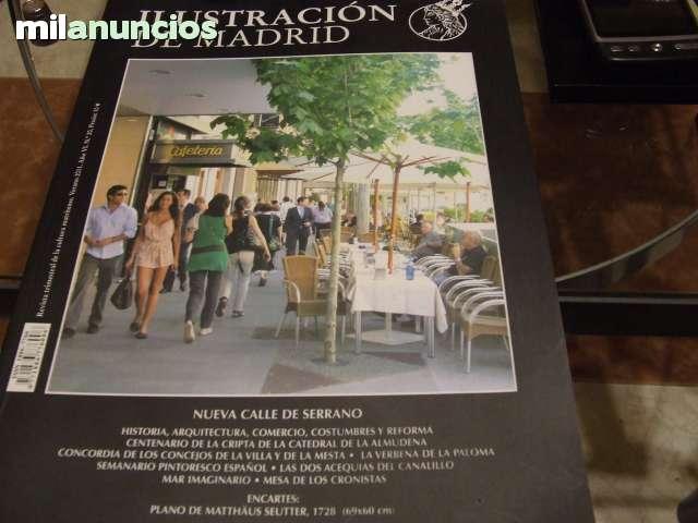 Libro La Ilustracion De Madrid 2011