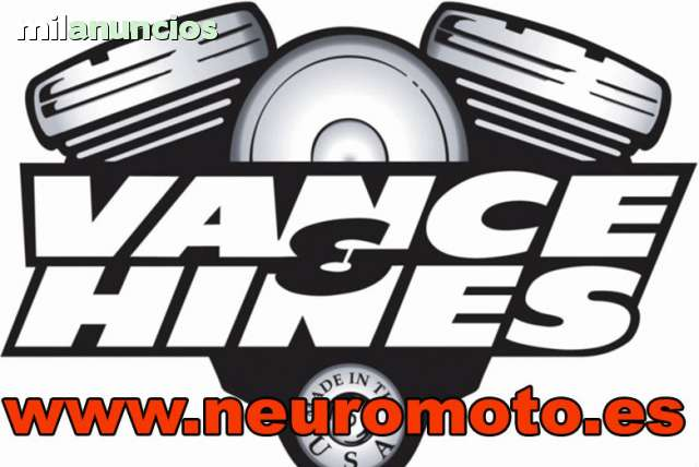 ESCAPES VANCE HINES-
