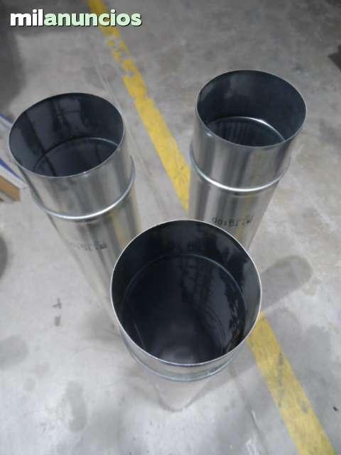 TUBOS DE INOXIDABLE 100 CM Y 10 DIAMETRO