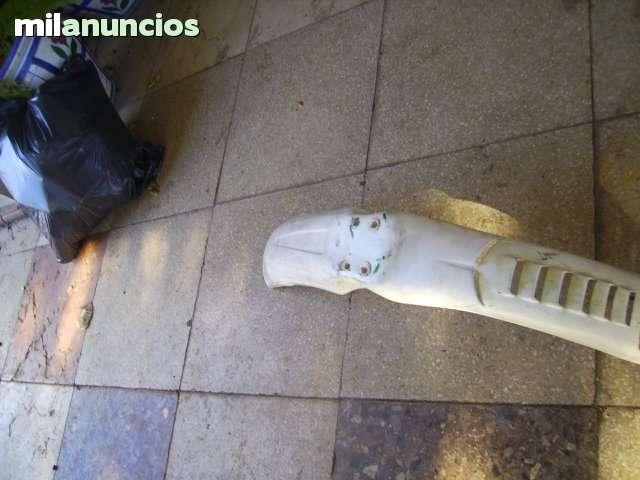 GUARDABARROS DELANTE - OSSA, BULTACO, MONTESA - foto 2