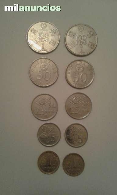 10 Monedas Mundial 82