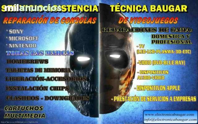 REPARACION CONSOLAS PS3/PS4/XBOX/3DS - foto 6