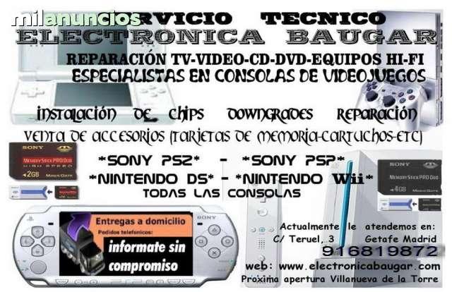 REPARACION CONSOLAS PS3/PS4/XBOX/3DS - foto 3