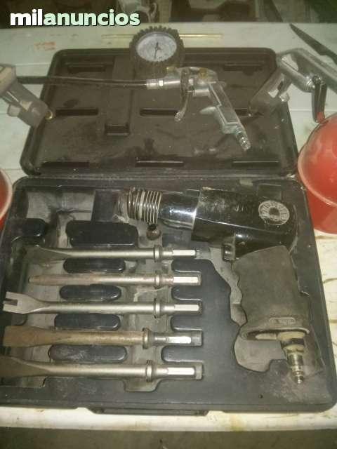 Lote Erramientas De Compresor