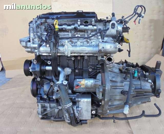 CAJA DE CAMBIOS Y MOTOR 2. 3 DCI M9T RENA