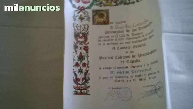 PROCURADOR DE LOS TRIBUNALES - foto 1