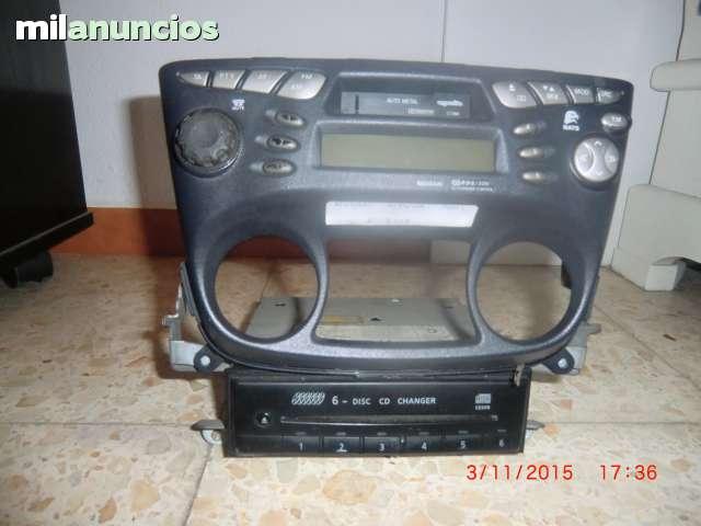 RADIO ORIGINAL NISSAN ALMERA N16 2001