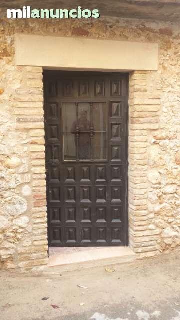 Puerta De Hierro Nueva A Estrenar