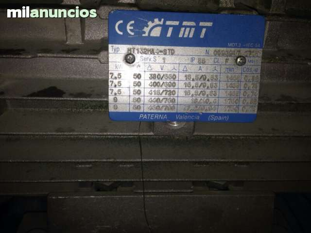 SOPLANTE.  DE 7, 5 KW - foto 2