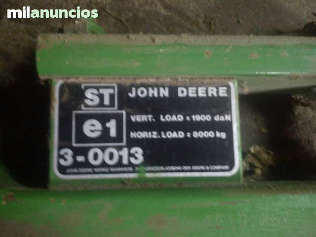 JOHN DEERE - 6000