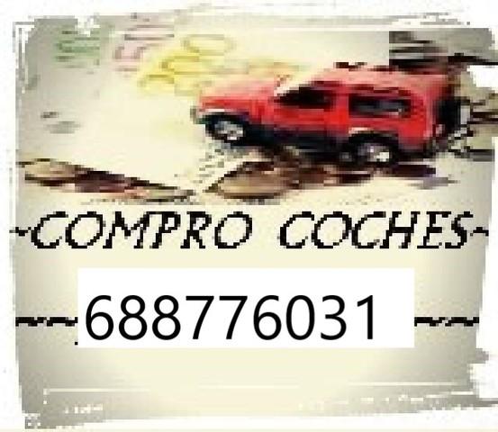 NO DUDE COMPRO TODO TIPO DE COCHES