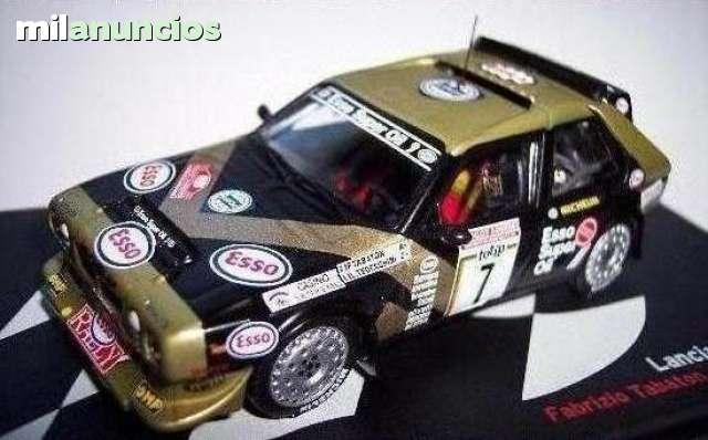 Lancia Delta S4 Gr.B Rallye Sanremo 1986