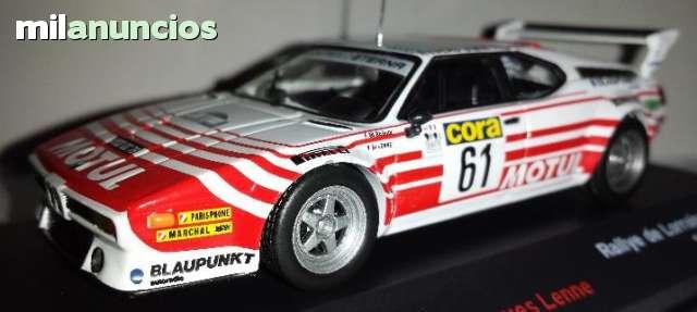 Bmw M1 Rallye De Lorraine 1984 Bernard B
