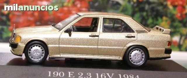 Mercedes 190 E 2.3 16V 1984 Escala 1:43
