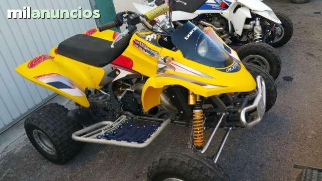 DESPIECE QUADS - LTR 450.  GAS GAS 300 - foto 1