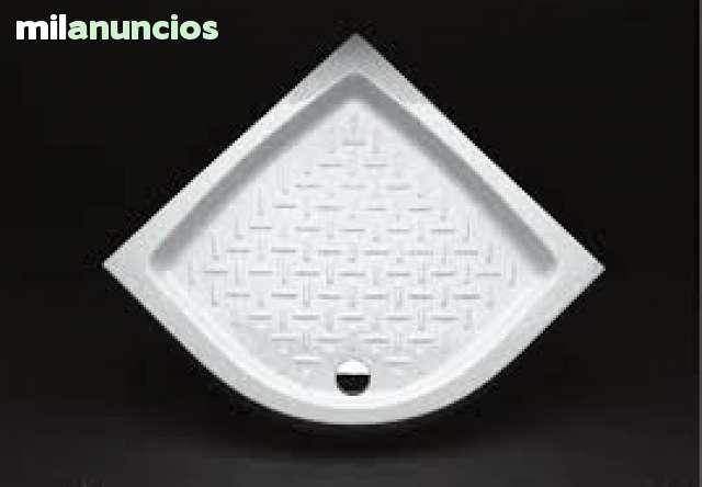 Platos De Ducha Porcelana Y En Palets