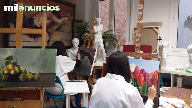 CLASES DE PINTURA Y DIBUJO ACADEMIA - foto 1