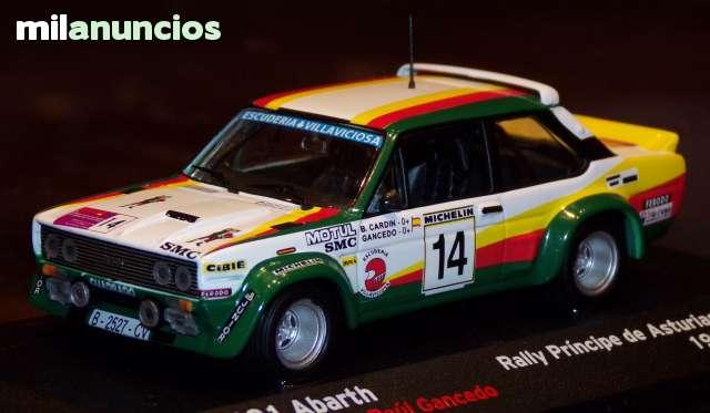 Seat 131 Abarth Rallye Principe De Astur