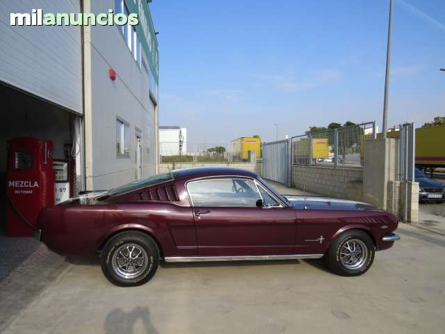 FORD - MUSTANG  66 - foto 6