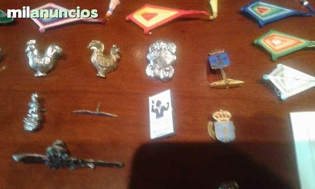 COLECCION DE PINS E INSIGNIAS - foto 5
