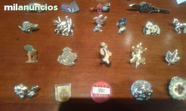 COLECCION DE PINS E INSIGNIAS - foto 7