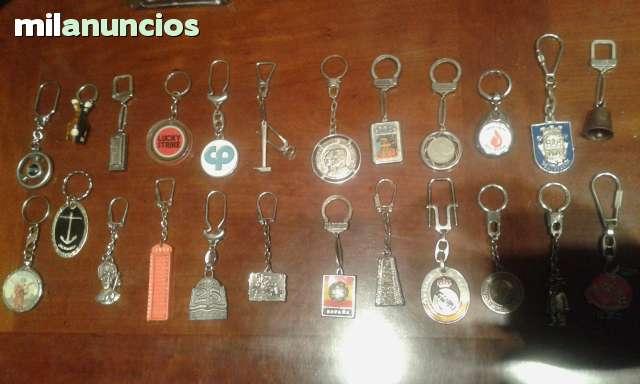 Coleccion De Llaveros
