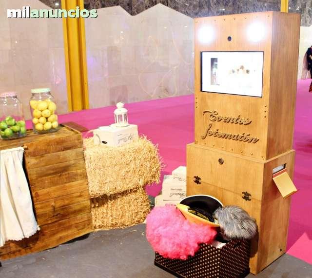 FOTOMATON PARA BODAS Y COMUNIONES - foto 4